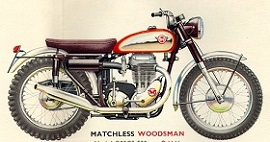TI 1960 G80CS Woodsman